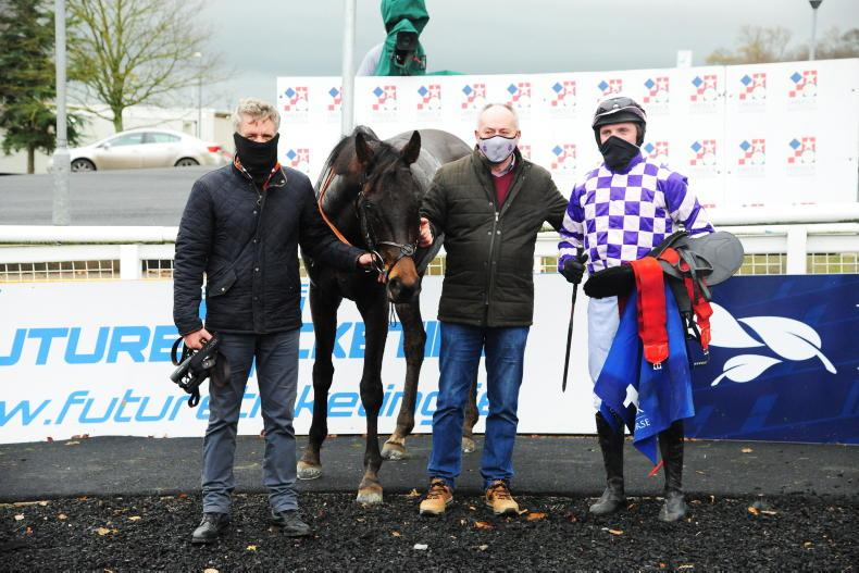 MARGIE McLOONE: Aiken finds Limerick Charm
