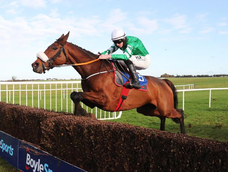 THURLES THURSDAY: Percy looking perfect again