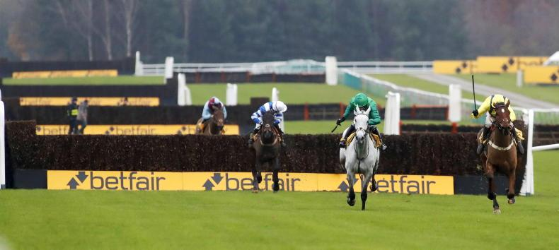 Lostintranslation and Bristol De Mai set for Betfair rematch