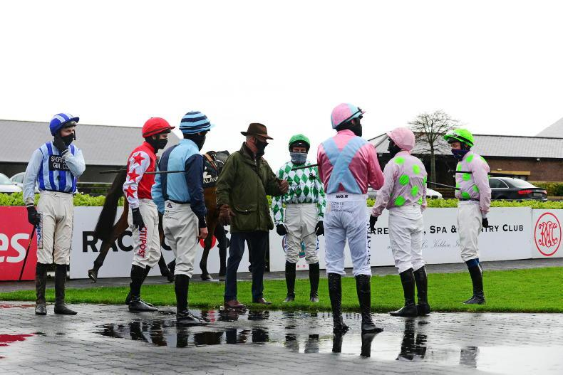 NEWS: Willie Mullins punished over raceday protocol breach