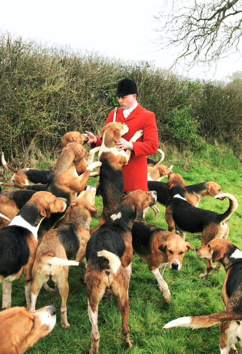 HUNTING PROFILE: The Huntsman - Ger Withers