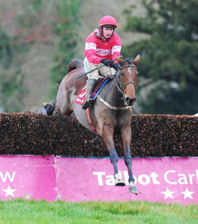 RORY DELARGY: A 5/1 shot at Ascot who is best caught fresh