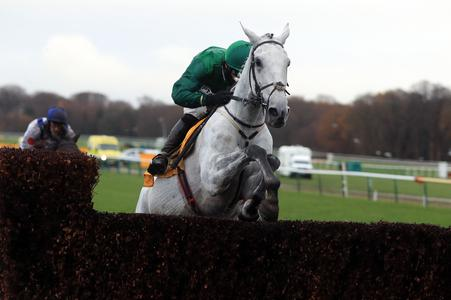 Bristol De Mai records famous hat-trick in Betfair Chase
