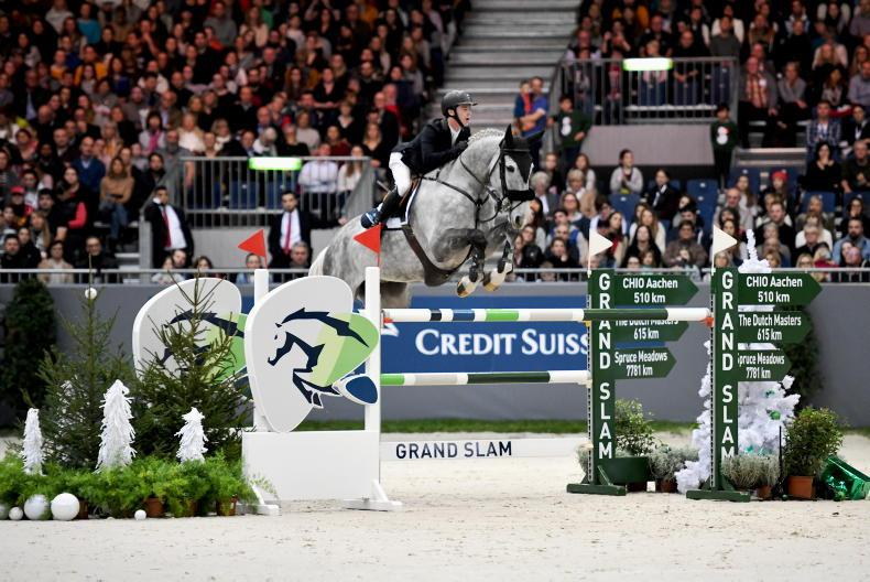 INTERNATIONAL: Three-star Spanish wins for Howley and Pender