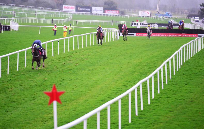 PUNCHESTOWN TUESDAY: Colreevy all class back at Punchestown