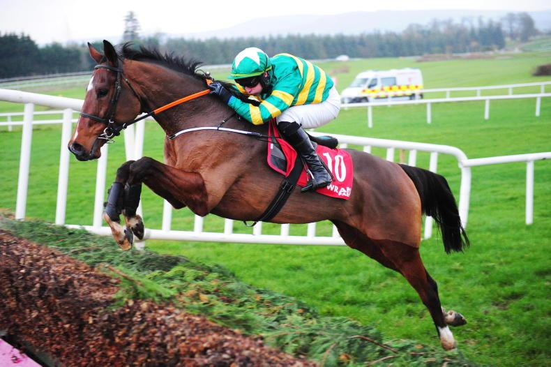 FAIRYHOUSE SUNDAY: Back Mon Lino to go one better for Nolan in Porterstown