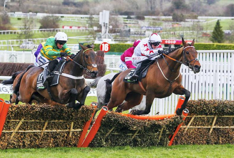 RACING CENTRAL: Star mares begin road back to Festival - but will they meet?