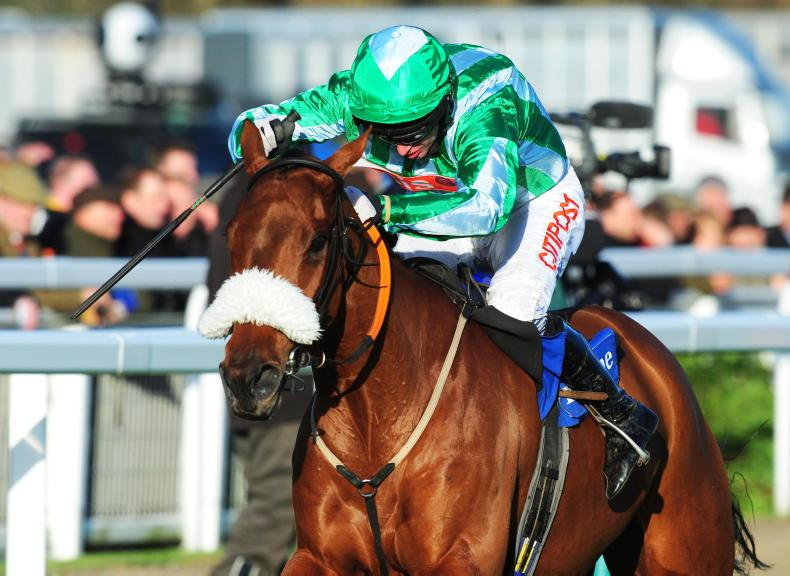 RORY DELARGY: Conditions are right for this unexposed chaser
