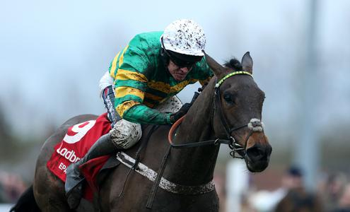 Epatante secures comfortable win in dramatic Fighting Fifth Hurdle