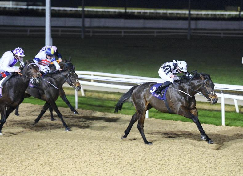 DUNDALK FRIDAY: McConnell has big targets in mind for Construct