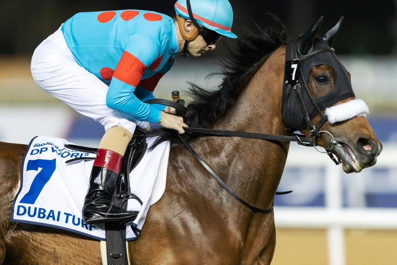 SIMON ROWLANDS: Exceptional record for Almond Eye