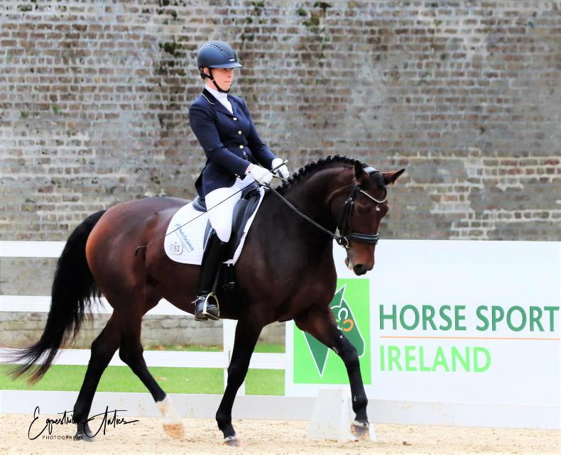 Stage set for penultimate round of the Dressage Development Series