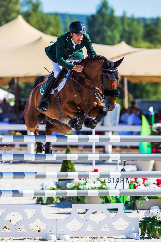 INTERNATIONAL: Ireland finish 2020 season on the podium in Spain
