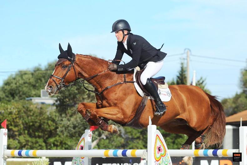 INTERNATIONAL: Breen wins three-star Grand Prix in Vilamoura