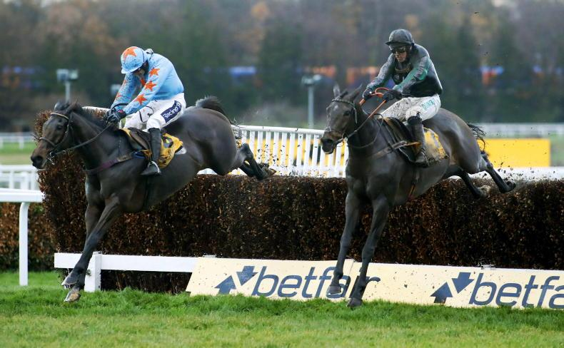 DONN McCLEAN: Winning course form could swing it at Sandown