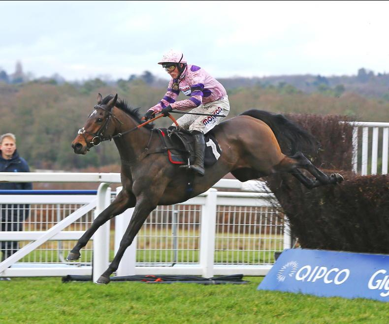 RORY DELARGY: Take a chance on these 25/1 and 33/1 shots at Aintree