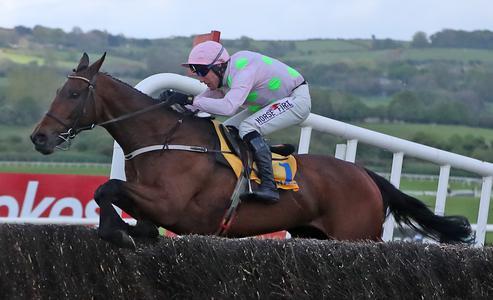 Cachun Pour Soi makes no mistake on Cork return