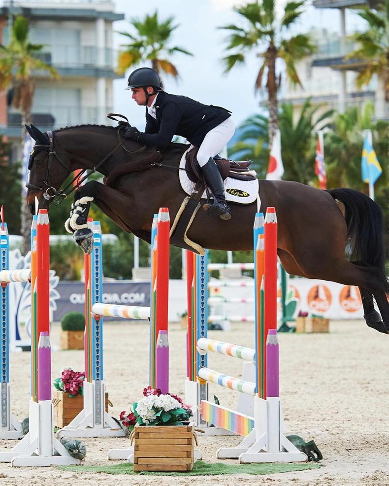 SHOW JUMPING: Spanish Grand Prix win for Howley
