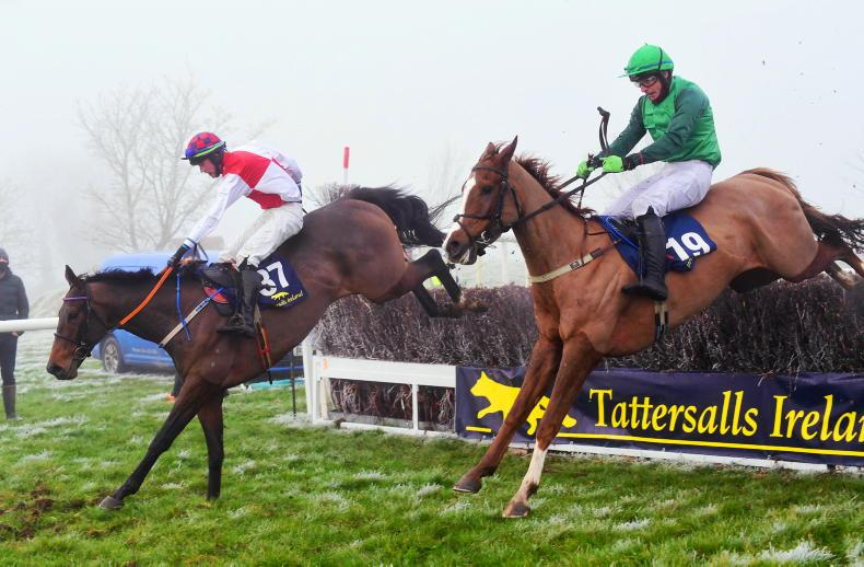POINTS: LOUTH - TATTERSALLS: Bailly best of Crawford double