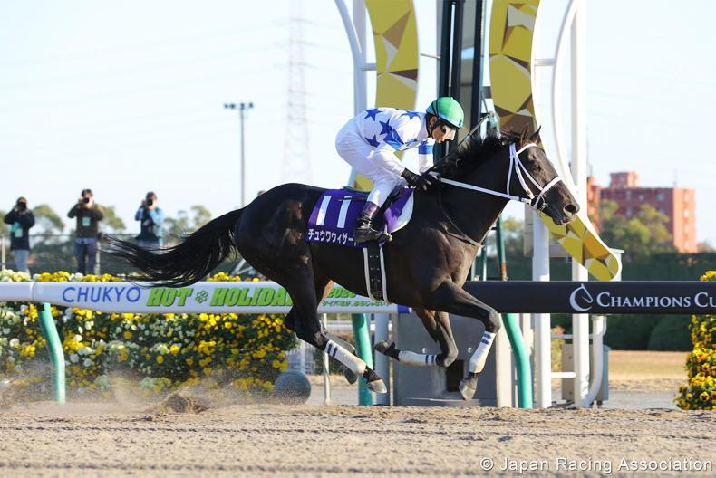 JAPAN: Wizard is magic in first Group 1