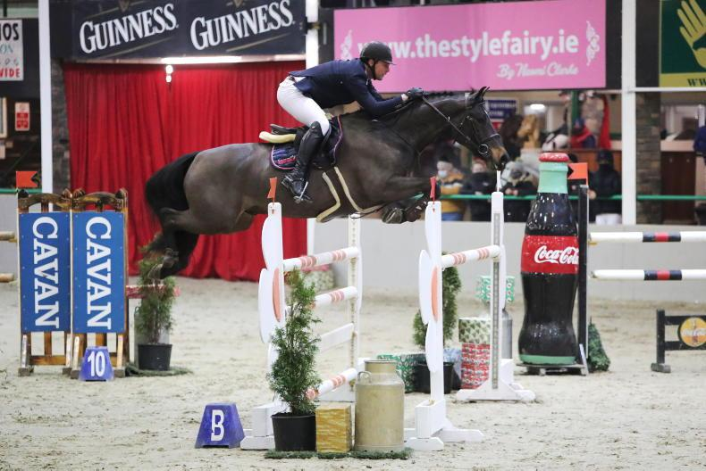 SHOW JUMPING: Beecher clinches Grand Prix victory with Danqu