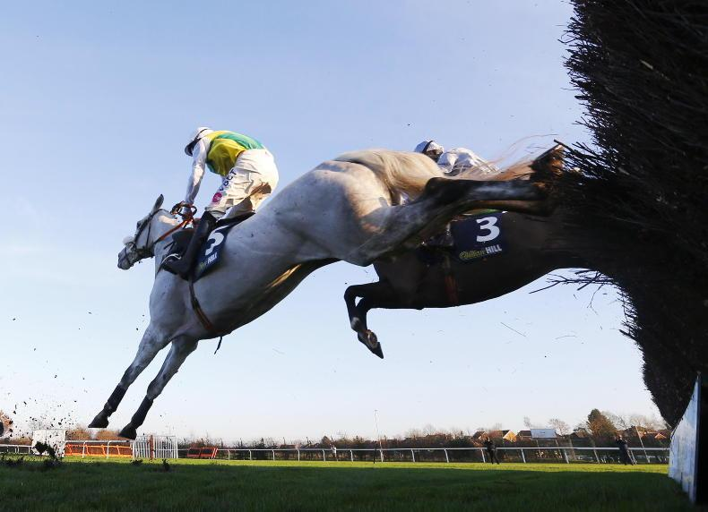 BRITAIN: Low sun no worry for Lake View Lad