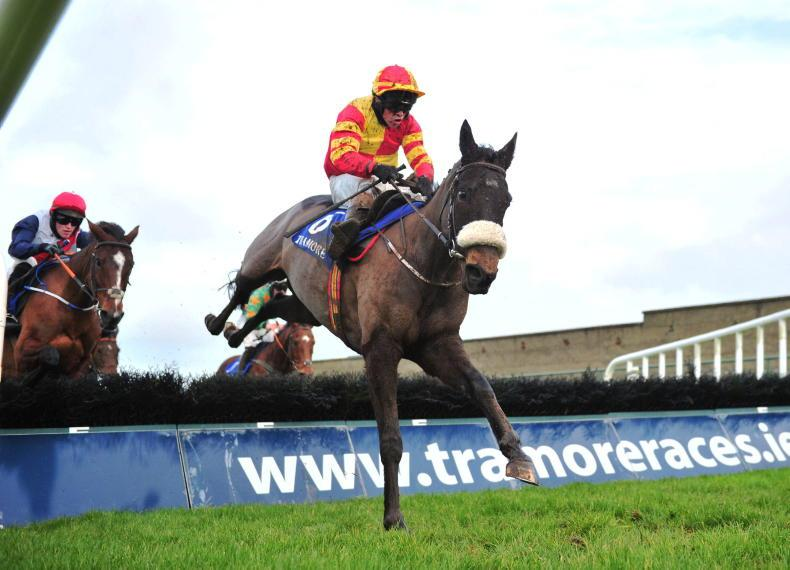 TRAMORE THURSDAY: Carey off the mark with Rocco