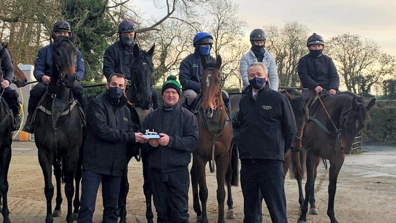 NEWS IN BRIEF: Racing and bloodstock stories from the December 12th edition