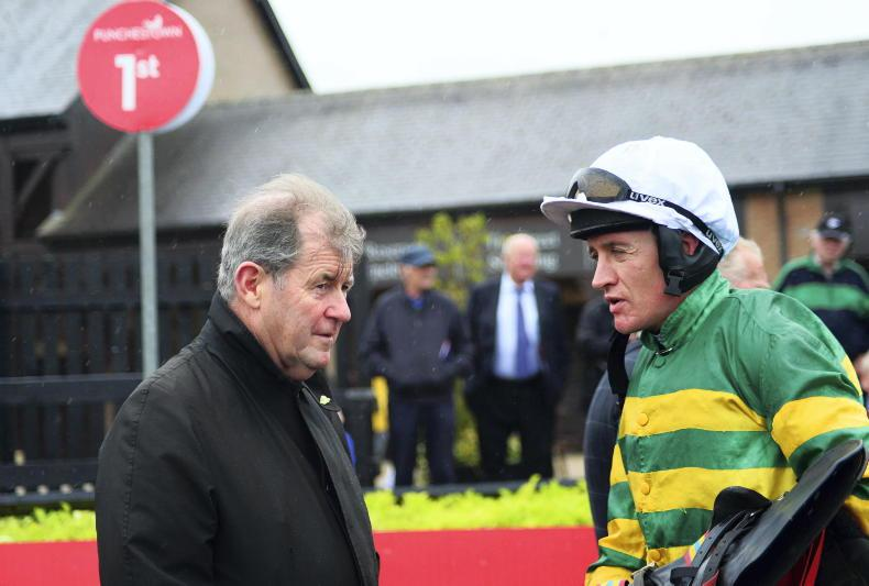 GERAGHTY BOOK EXTRACT: 'Some of the trainers aren't happy'