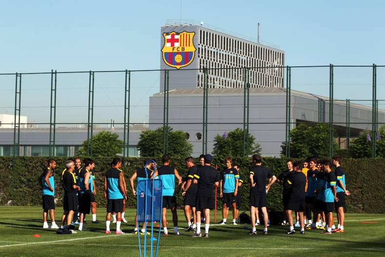 RACE ACADEMY: Jockeys can learn from Barcelona FC methods