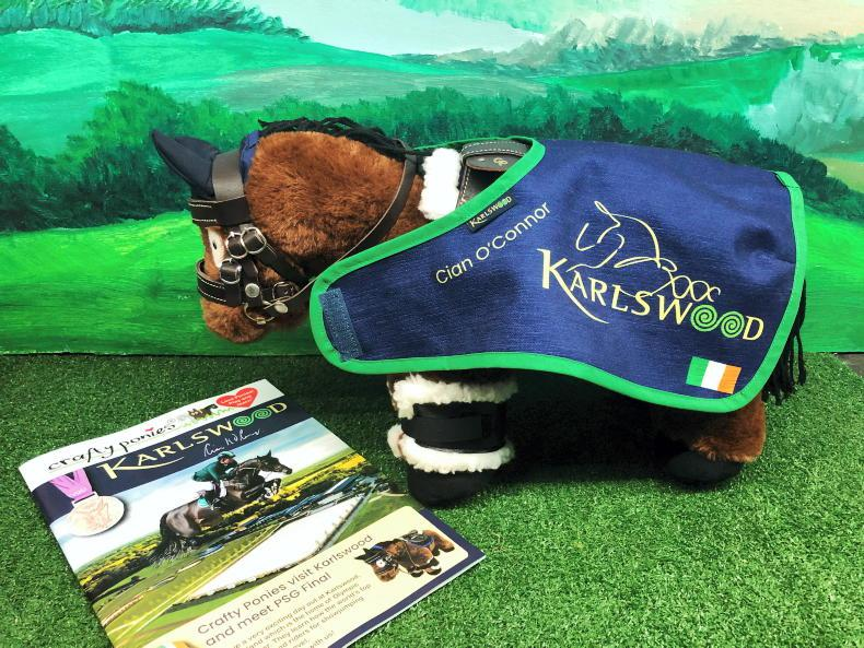 COMPETITION: WIN a Karlswood Crafty Ponies set