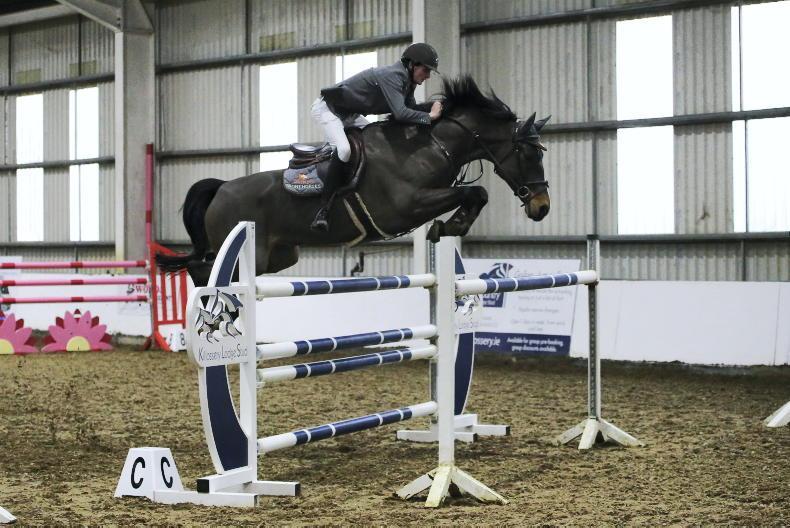 SHOW JUMPING: Murphy wins again at Killossery