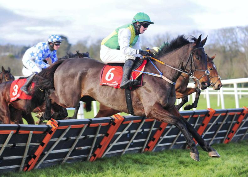 THURLES SUNDAY: Sayce chasing some festive Gold