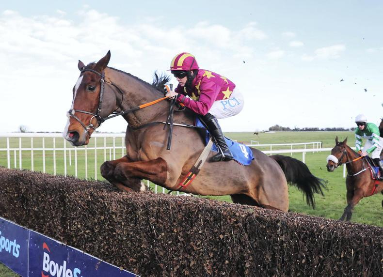 Blackmore relishing King George chance with Monalee