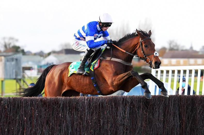 BRITISH NATIONAL HUNT REVIEW 2020: Cyrname superior in the Charlie Hall Chase