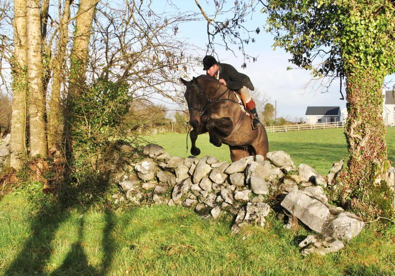HUNTING: Crossing smashing country in great company