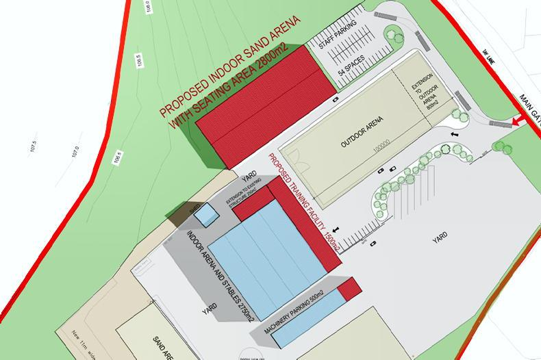 NEWS: HSI unveils plans for its new National Training Centre