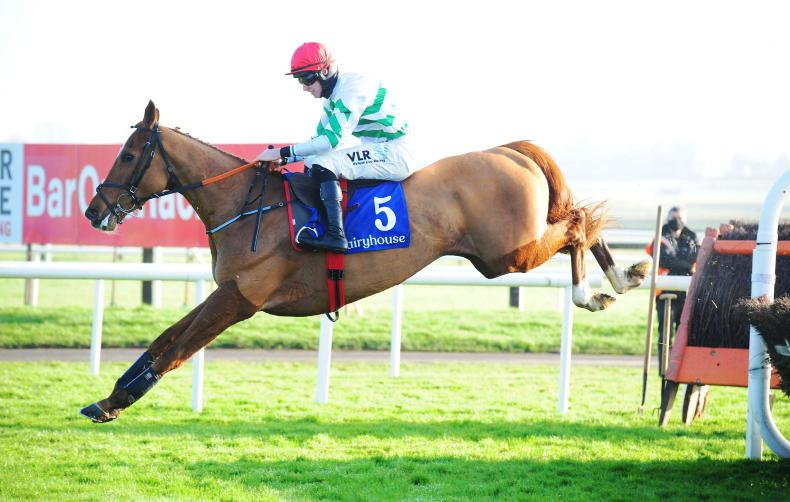 LEOPARDSTOWN ST STEPHEN'S DAY: Zanahiyr should take beating