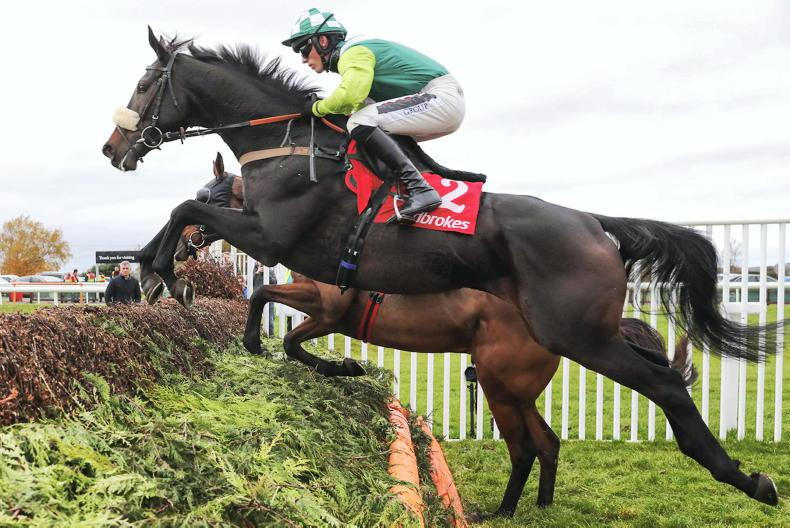 RORY DELARGY: King George hat-trick beckons for Obeaux