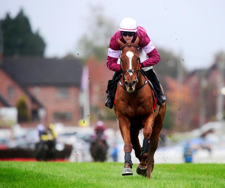 TALKING TRAINER: Christmas special - 'If he stays, he'll run a huge race'