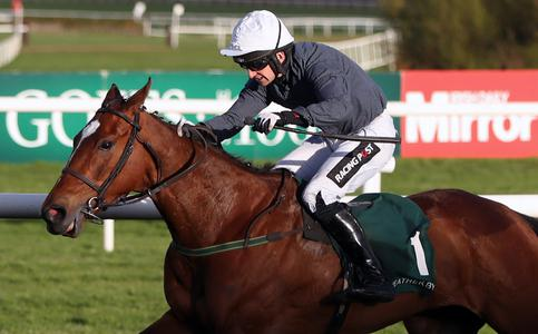 Colreevy battles to victory in Faugheen Novice Chase