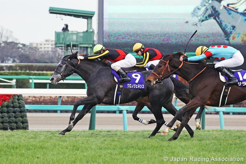 JAPAN: Chrono gets the call as fillies dominate