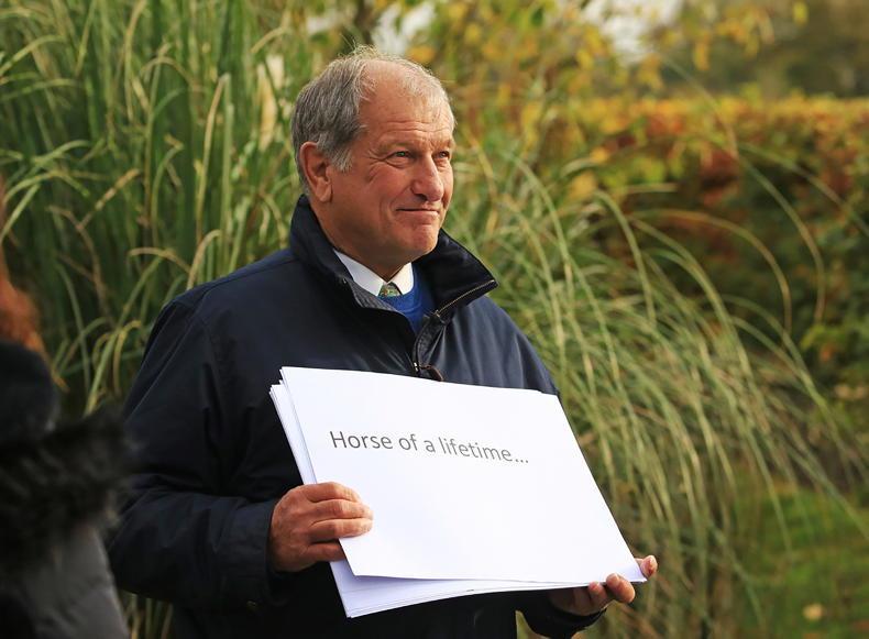 Bob Champion honoured for charity work