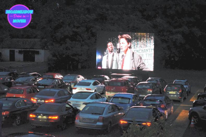 NEWS: Drive-in movies prove a hit