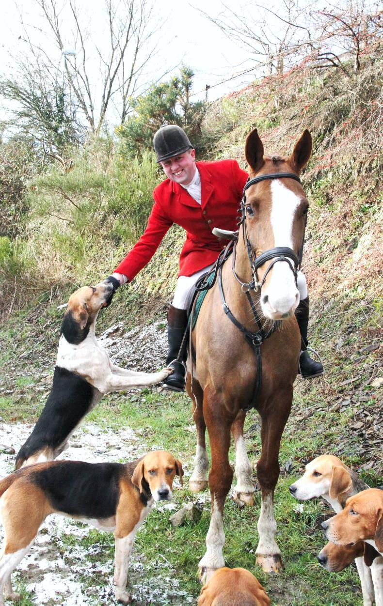 NEWS: Tragic loss of top huntsman Ger Withers
