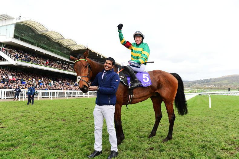 NEWS: Cotswold Chase plan for Champ