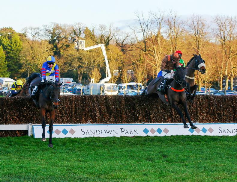 RACING CENTRAL: Golden oldies take centre stage at Sandown