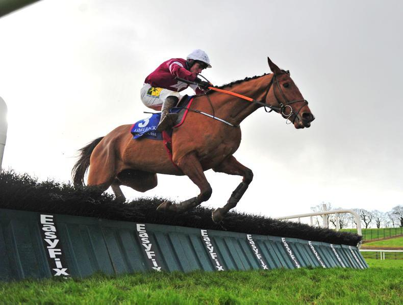 LIMERICK MONDAY: Going right the key for 'lovely, staying horse' Farouk