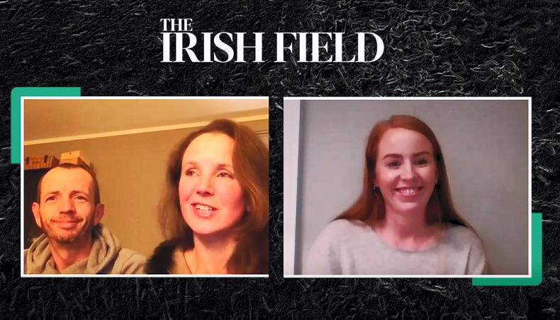 VIDEO: Interview with Judy Reynolds and Patrick Heavey