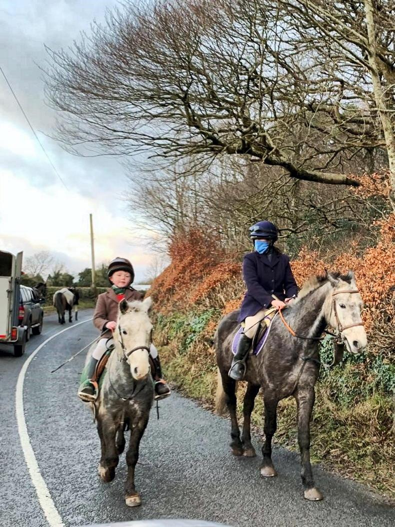 PONY TALES:  Big day out for Dylan (6)